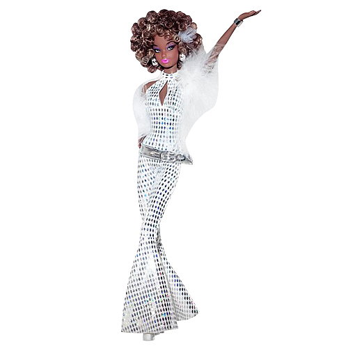 Barbie Celebrate Disco Nikki Doll