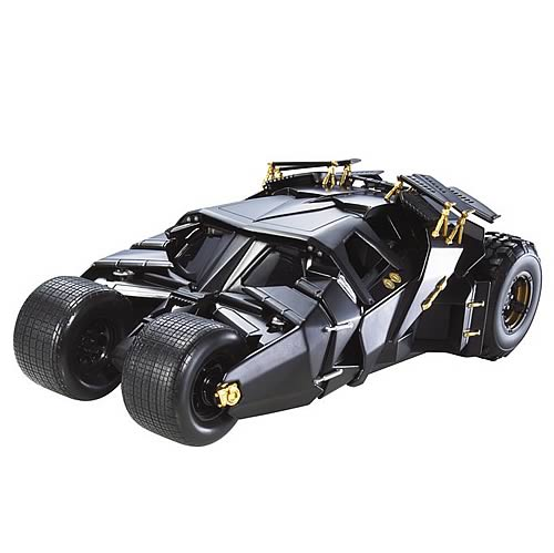 Batman: The Dark Knight Hot Wheels Batmobile