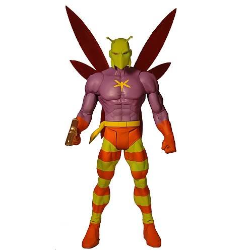 DC Universe Wave 6 Killer Moth Action Figure