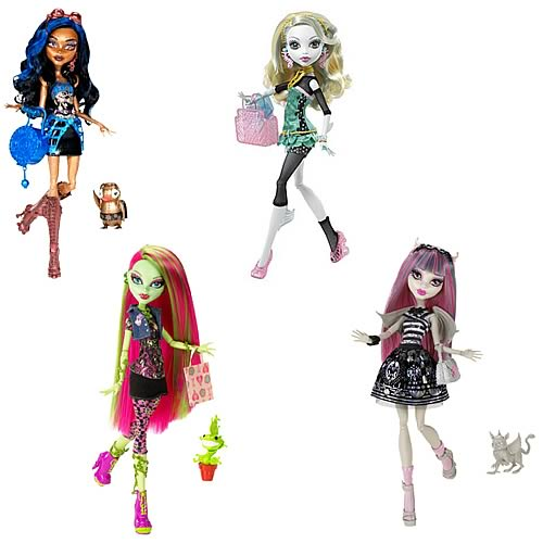 Monster High Doll Assortment Wave 9 Case