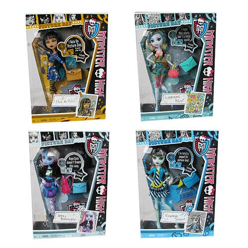 Monster High Doll Assortment Wave 11 Case