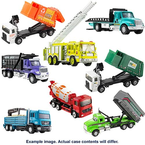 Matchbox Real Working Rigs Wave 1 Case