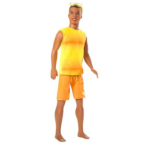 Barbie Beach Party Steven Doll