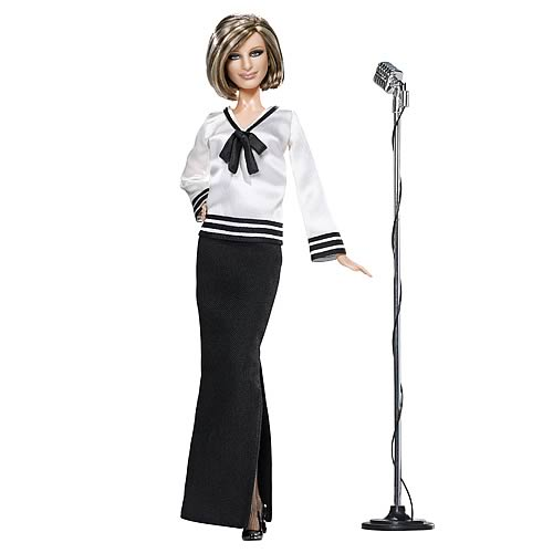 Barbra Streisand Barbie Doll