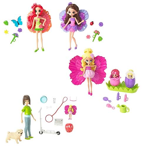 Barbie Thumbelina Mini Character Assortment Case - Mattel ...