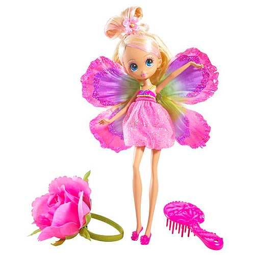 Barbie Blooming Thumbelina Doll