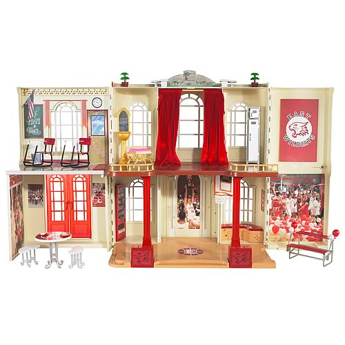 High School Musical 3 East High School Playset