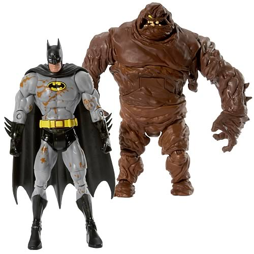DC Universe Classics Figures Batman vs. Clayface 2-Pack