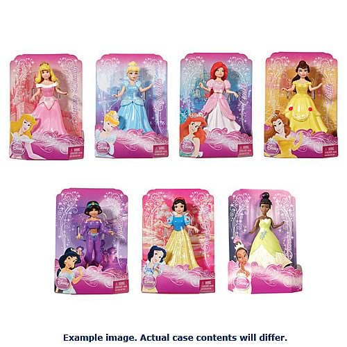 Disney Princess Favorite Moments Doll Assortment Case