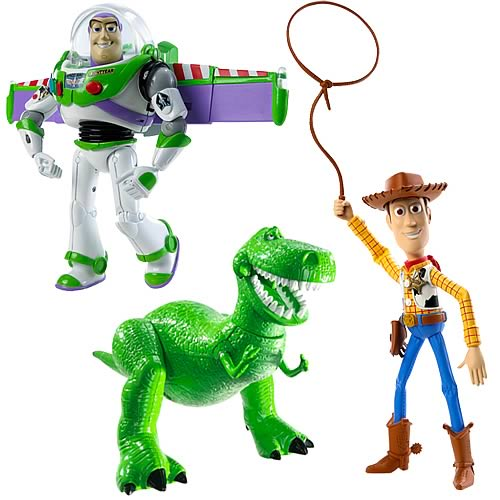 Toy Story Basic Action Figures Wave 1 Case