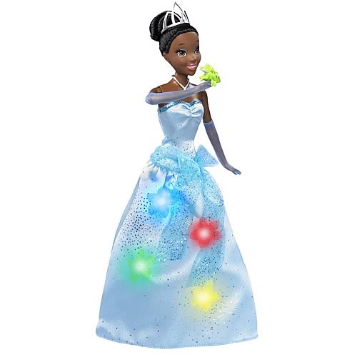 Princess and the Frog Just One Kiss Princess Tiana Doll