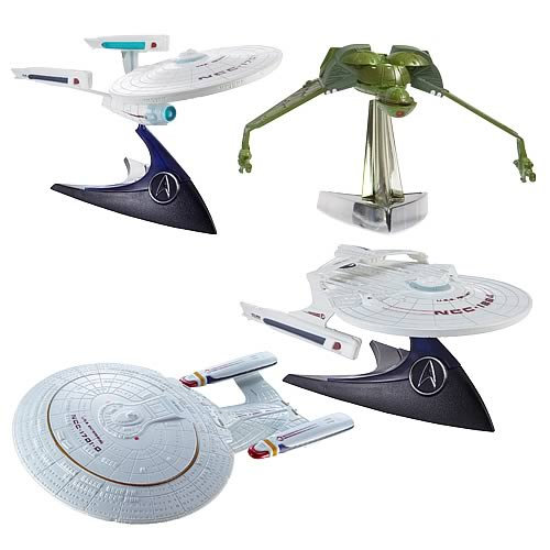 Star Trek Hot Wheels Vehicles Wave 1
