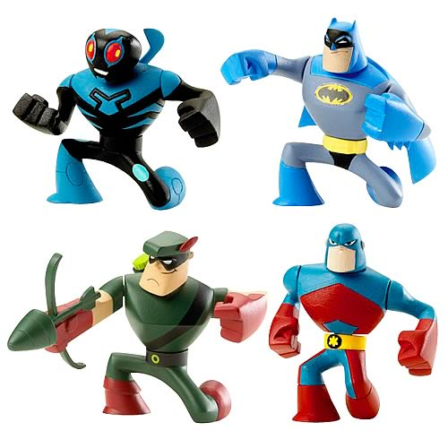 Batman Brave and Bold Action League Figures Wave 1 Case