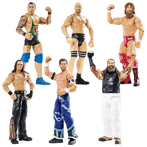 WWE Basic Figure Series 41 Action Figure Case