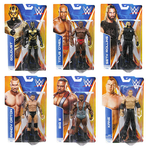 WWE Basic Figure Series 44 Action Figure Case