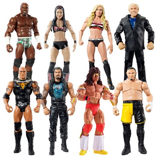 WWE Basic Figure Series 70 Action Figure Case