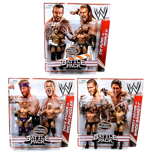 WWE Basic 2-Pack 2012 Action Figure Wave 18 Case