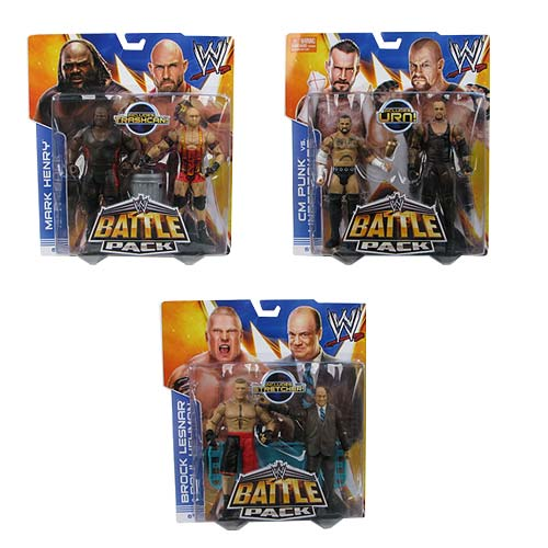 WWE Basic 2-Pack Series 25 Case