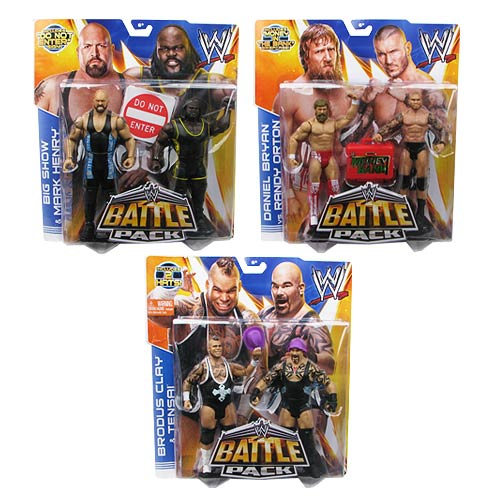 WWE Basic 2-Pack Series 27 Case