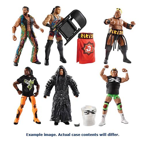 WWE Elite Collection Series 30 Revision 1 Figure Case