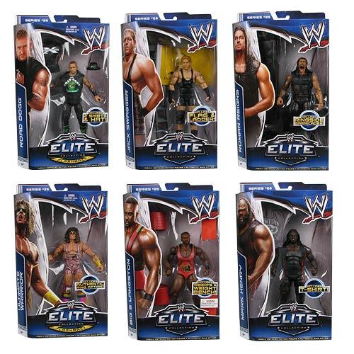 Jason Momoa Vs Roman Reigns: WWE Elite Collection Series 26 Revision 1 Figure Case