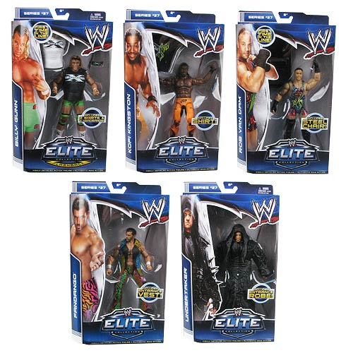 WWE Elite Collection Series 27 Revision 1 Figure Case