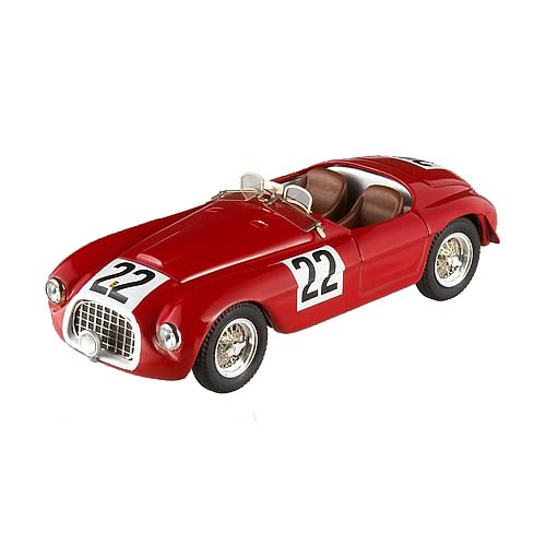 Hot Wheels Ferrari 166Mm Barchetta Racing LM 1949 #22 Car