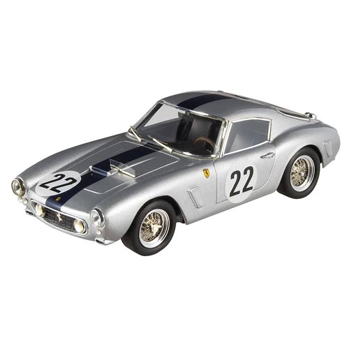 Hot Wheels Ferrari 250 GT SWB Racing LM 1960 #22 Car