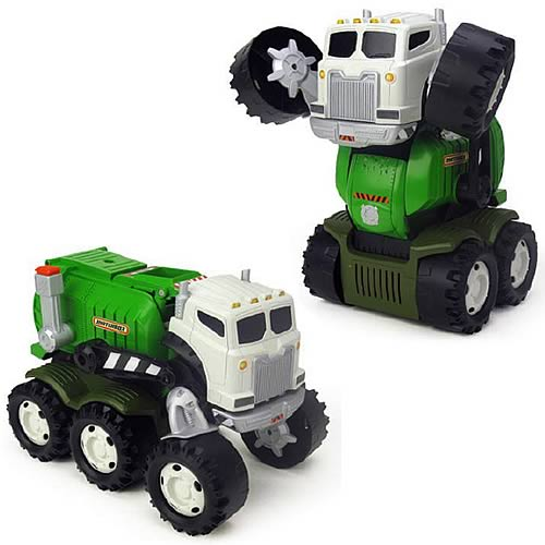 Matchbox Stinky the Interactive Talking Garbage Truck