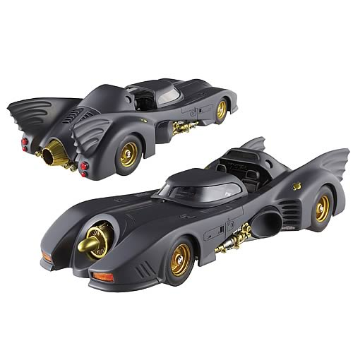 Batman 1989 Batmobile Elite 1:18 Scale Die Cast Replica