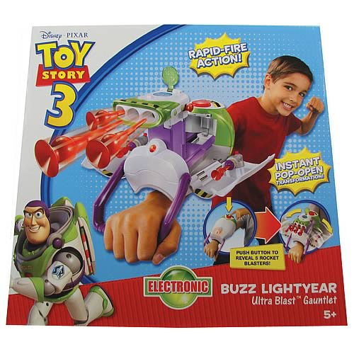 Toy Story 3 Ultra Gauntlet