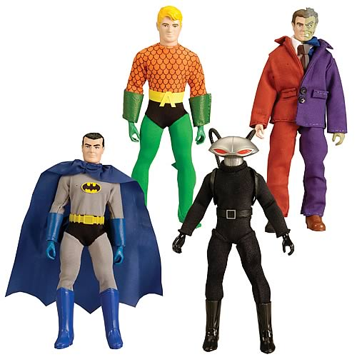 DC Universe Retro-Action Wave 2 Figures Set