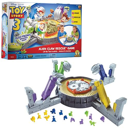Toy Story 3 Alien Claw Game