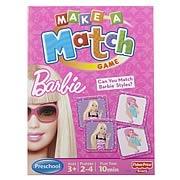 Barbie Make a Match Memory Game