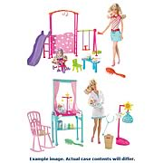 Barbie I Can Be Playset Case