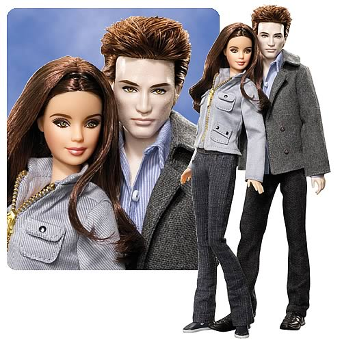 Twilight Movie Barbie Doll Assortment Case