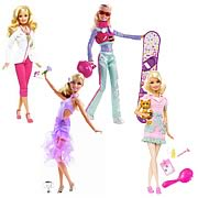 Barbie I Can Be Doll Case Wave 1 Revision 1 Case