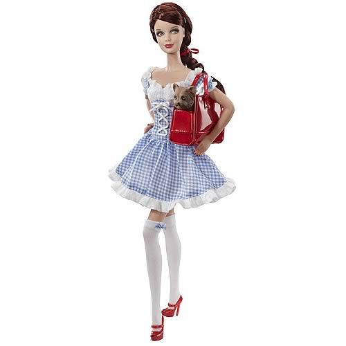 Wizard of Oz Dorothy Barbie Doll