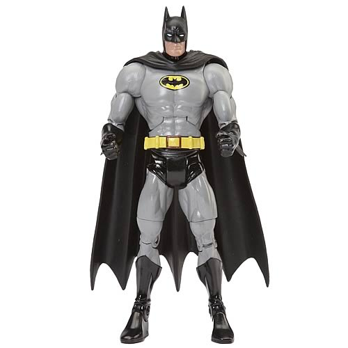 DC Universe Classics Batman Black and Gray Deco Figure