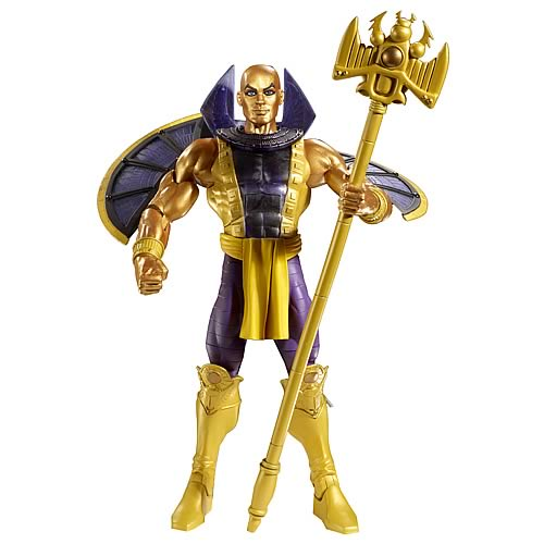 DC Universe Classics Golden Pharaoh Action Figure, Not Mint