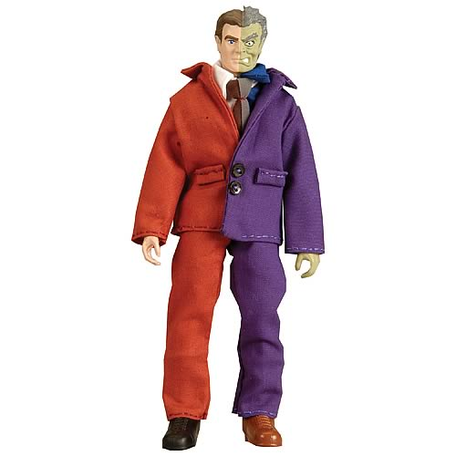 DC Universe Retro-Action Two Face Action Figure