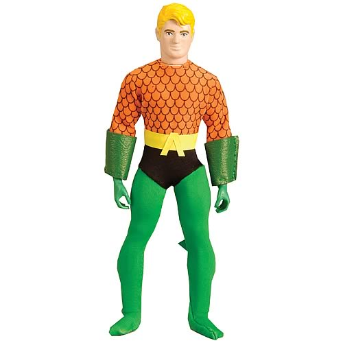 DC Universe Retro-Action Aquaman Action Figure