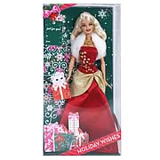 Holiday Barbie 2010 Doll