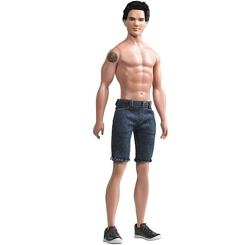Twilight Jacob Black Barbie Doll