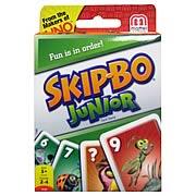 Skip Bo Junior Card Game