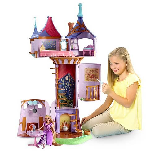 Disney Tangled Castle Tower Playset