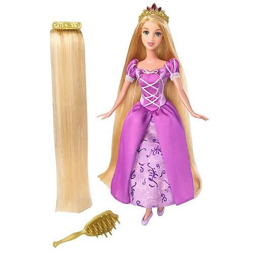 Disney Tangled Rapunzel Fashion Doll