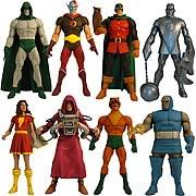 DC Universe Classics Wave 12 Revision 1 Figures