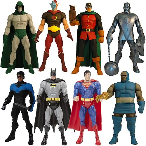 DC Universe Classics Wave 12 Figures