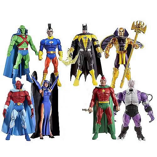 DC Universe Classics Wave 15 Revision 2 Figures